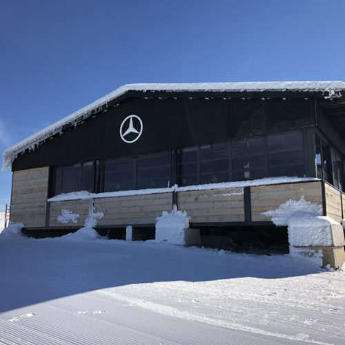 Mercedes Star Lodge